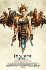 Resident Evil 5 : The Final Chapter (2017)
