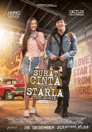 Surat Cinta Untuk Starla The Movie (2017)